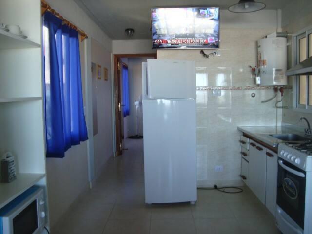 FRENTE AL MAR, EN SANTA CLARA DEL MAR - Santa Clara del Mar - Apartment