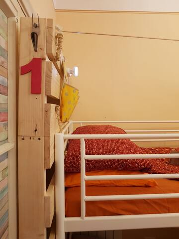 Felicità. Bed No.1