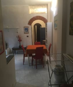 4 guests Apartment in Sarzana. - ซาร์ซานา