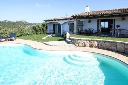 "Villa Monte Moro ""Azzi Russi"" - Santa Teresina"