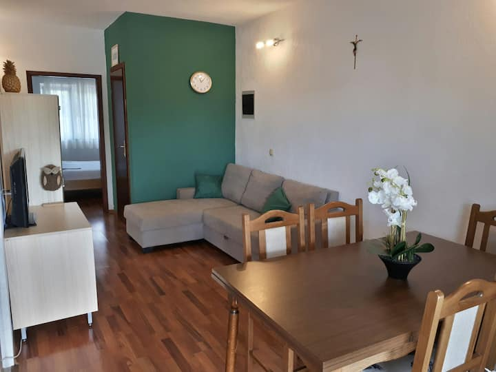 Lovely apartment in quiet area