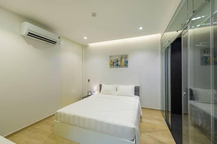 Cozy furnished Beach House with Kitchen|Da Nang