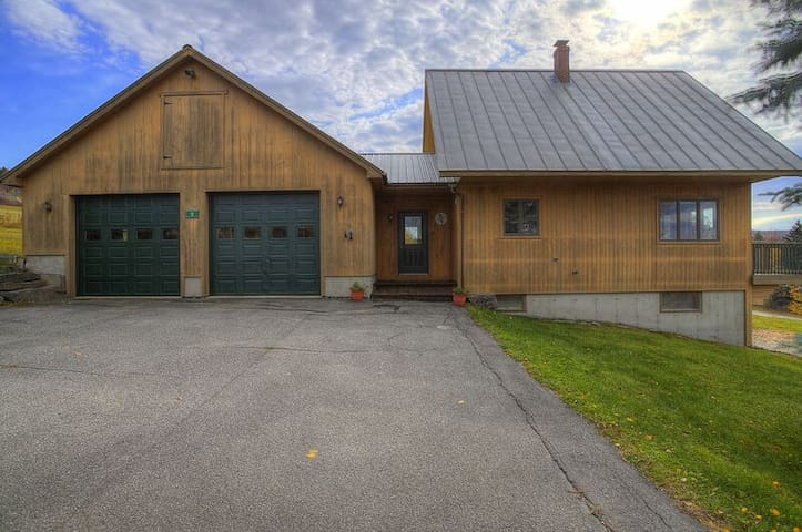 Blue Spruce - Close to town with  views of Rangeley Lake