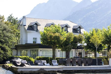 Lake House Annecy Lake Doussard Alps - Doussard - Haus