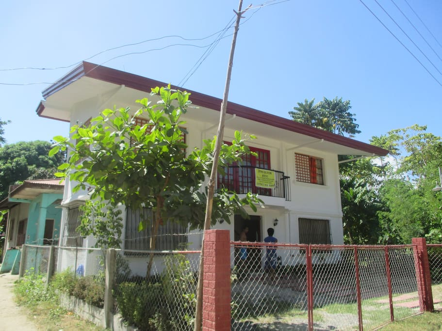 2 storey house near the beach