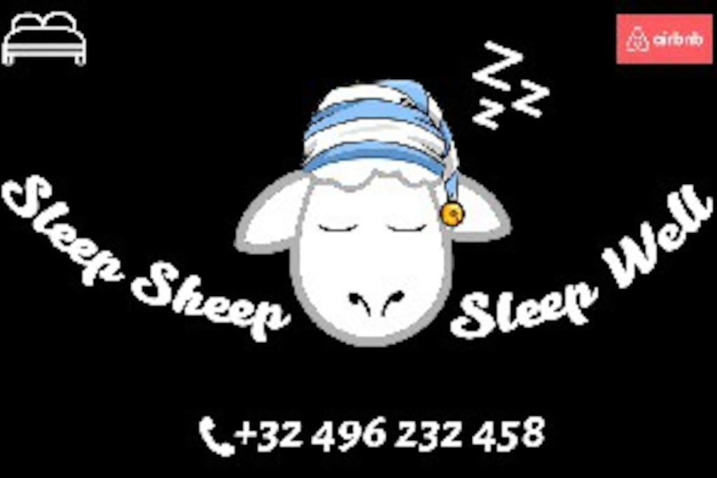 Sleep Sheep & Sleep Well