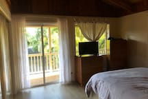 Fourth Bedroom with Mountain View and Private Lanai