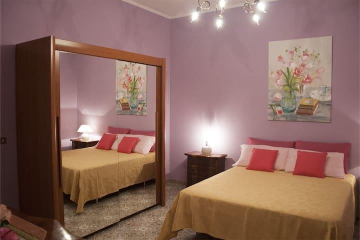 Camera Matrimoniale - L'Aquila - Bed & Breakfast