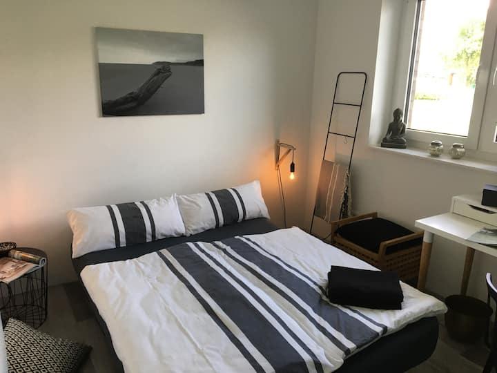 Modernes Zimmer im Einzelhaus nähe Hamburger City