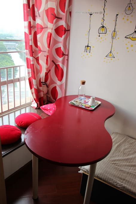 温馨 的卧室