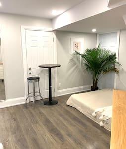 Good size , close to bushes, Vip studio room ;)