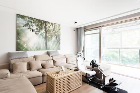 【星期八Sunday+】上海大学附近7号线新装修住宅,就近地铁站接送,出租1个卧室 - Szanghaj - Dom