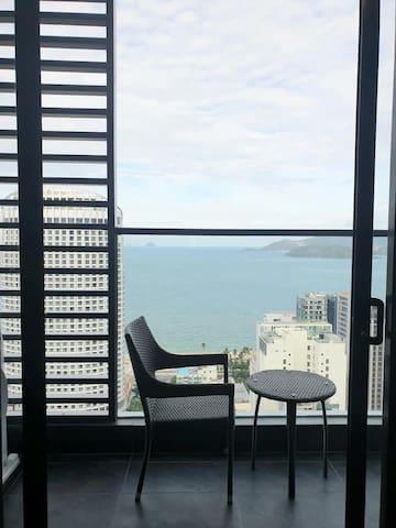 Nha trang Bay-2Bedroom Apartment 5*
