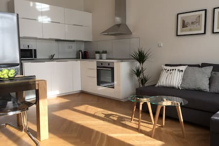 Beautiful new apartment near the historical centre