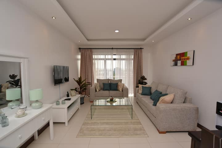 Elegant and Cosy Serviced Apartment in Kilimani