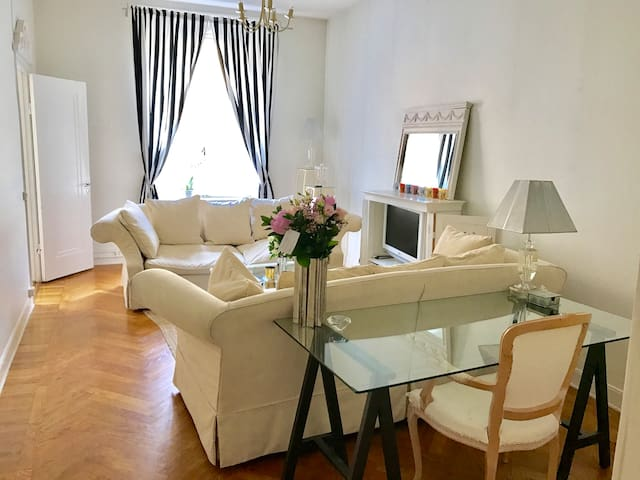 Central situated apart. in the heart of Stockholm