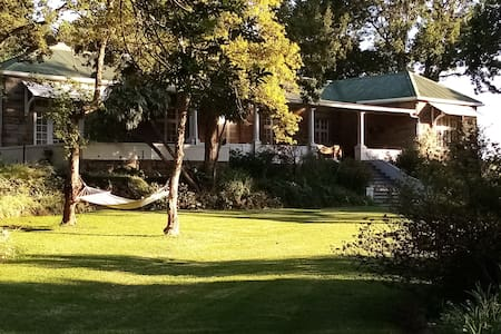 Exclusive renting of Country Farm House Underberg