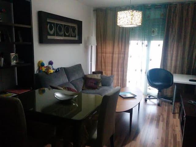 un lugar ideal en Badajoz - Badajoz - Apartament