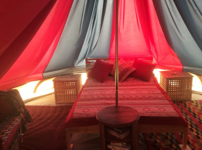 Luxury Glamping Bell Tent - English Frankton - Палатка