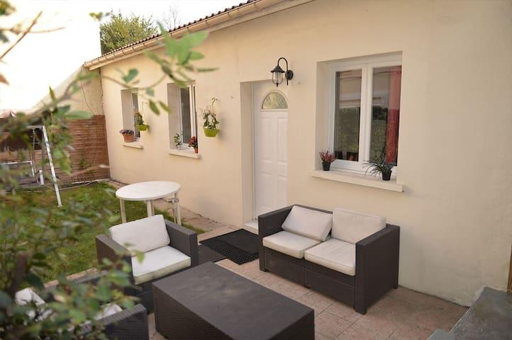 House 10 minute from center Paris - Alfortville - Haus