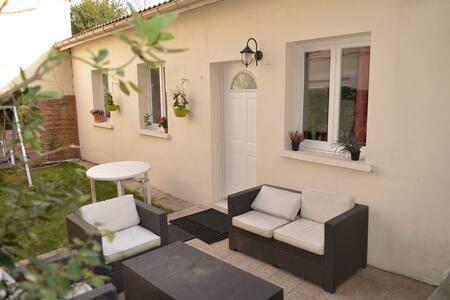 Charmante Maison avec jardin proche Paris centre - Alfortville