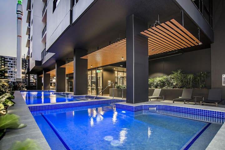 南岸公园高端公寓South Brisbane Atlas