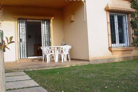 Apartamento con patio en Novo Sancti Petri - Chiclana de la Frontera - Appartement