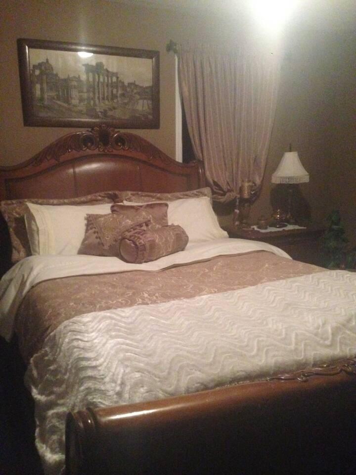 Rustic Cozy Private Room
