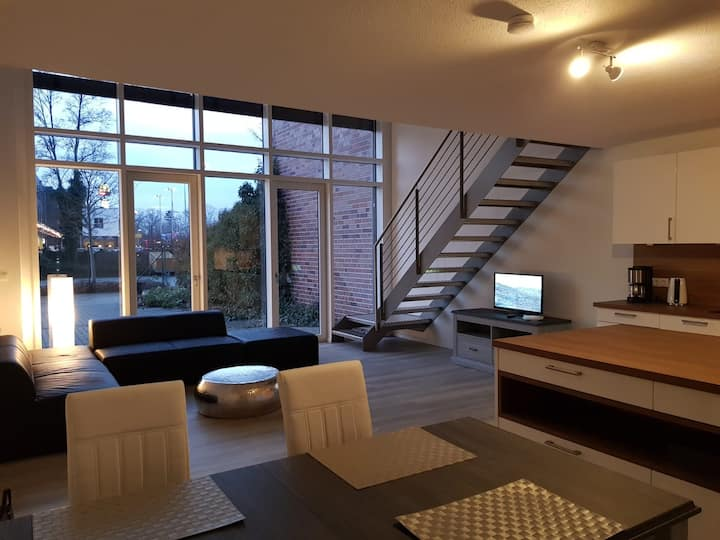 Loft Apartment mit 2 Schlafzimmern