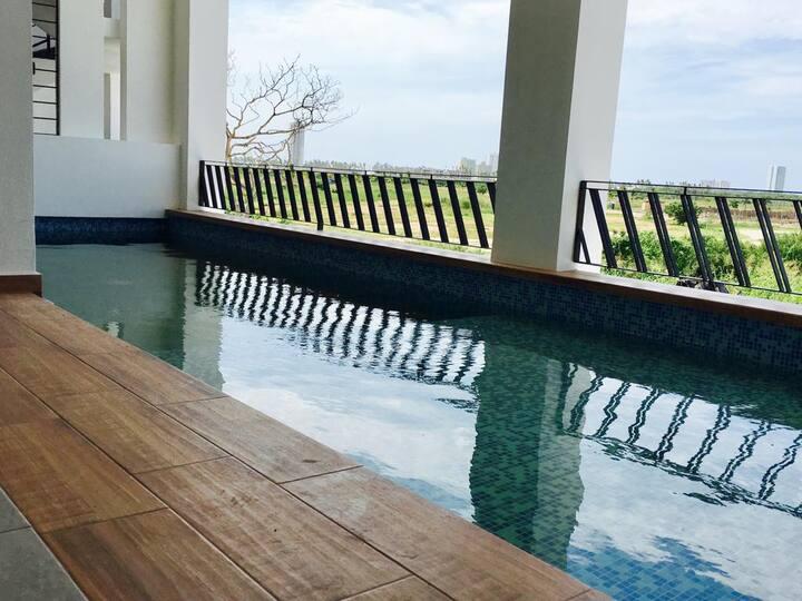 Exclusivo Loft Ejecutivo en Marina Mazatlán