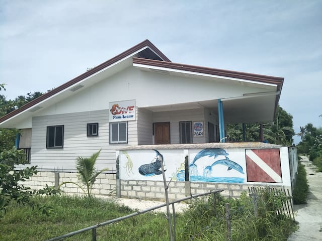 Pamilacan Diving Center, europaeischer Standard