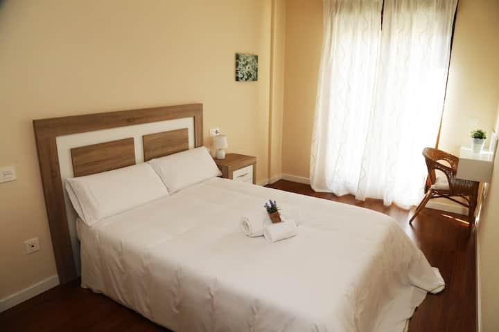 Apartamento turístico puente Romano P4 2-A