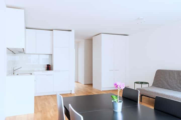 BS Fox II - Messe HITrental Apartment