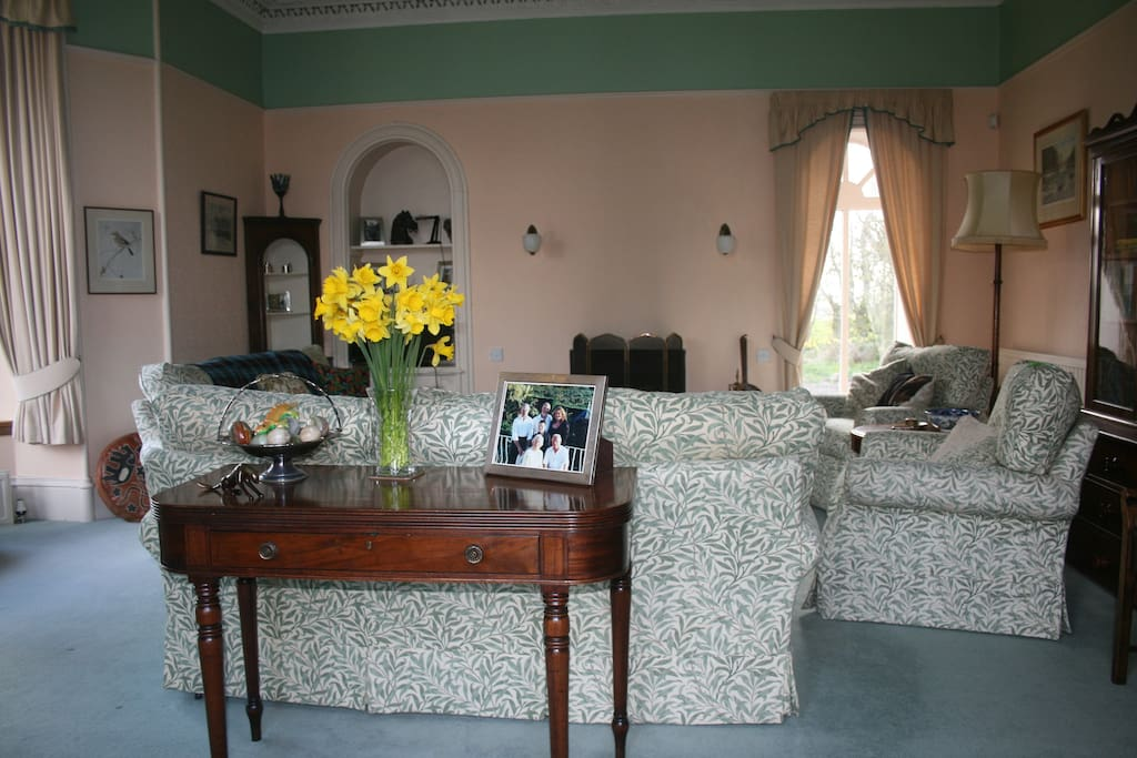 Drawing Room for guests use