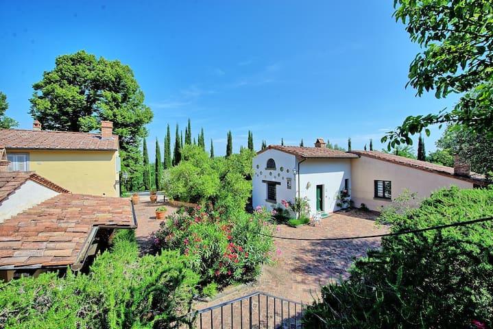 Borgo Del Castellaccio - Castellaccio 8 - Pontita - Wohnung