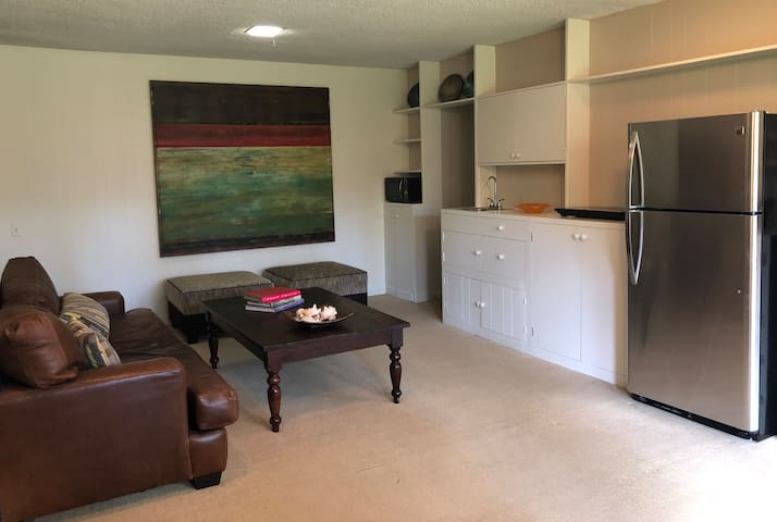 Main living area ...