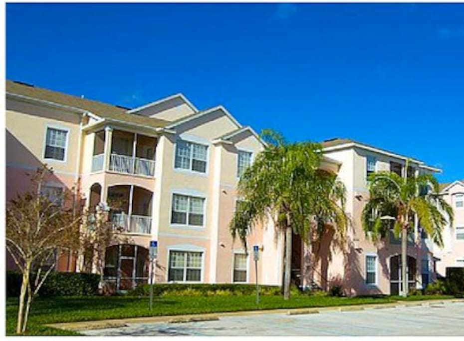 Sweet Home Vacation Disney Rentals Vacation Homes Florida Orlando Windsor Palms Resort.