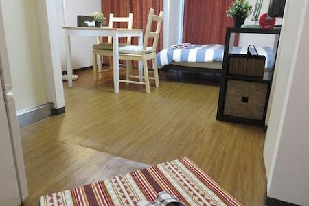 10min walk to 天神/5min walk to 中洲/Free Pocket Wifi - Hakata-ku, Fukuoka-shi - Apartment