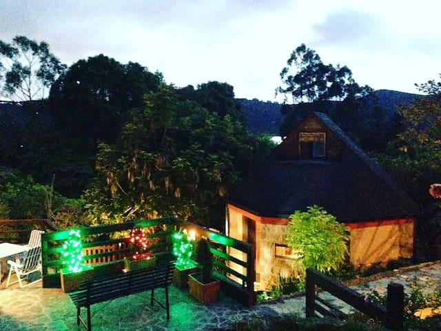 The most tiny beautiful house in La Calera - La Calera