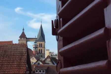 Esslingen Altstadt Ferienwohnung  - SelfCheckIn -