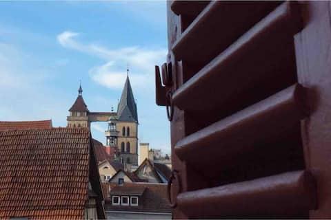 - kontaktloser Check In - Esslingen Altstadt FeWo