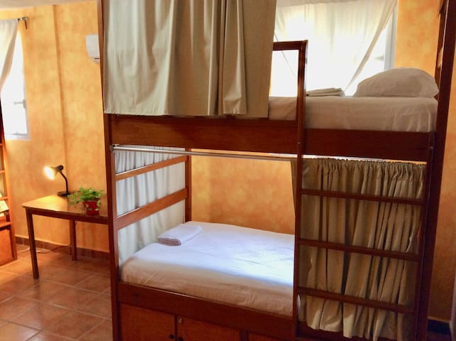 Cama#3 dorms.4pers. Chetumal UQROO & centro Conv.