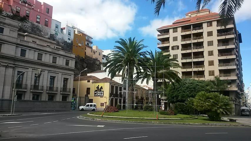 ESTUDIO Céntrico en SC de La Palma - Santa Cruz de la Palma - Apartamento