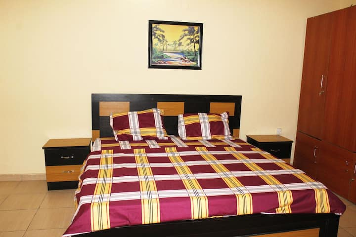 Exquisite super furnished ensuite room in Wuse 2