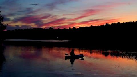 Echo Lake Lodges - Life on the Lake