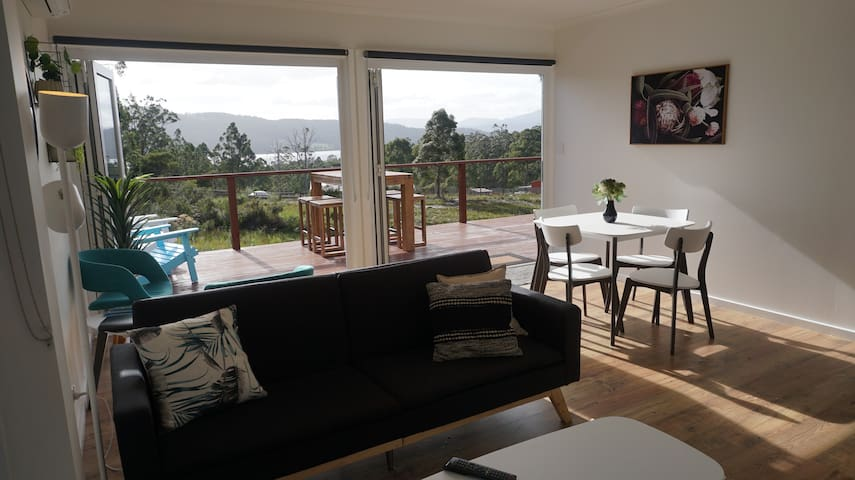 Beautiful Huon Valley location