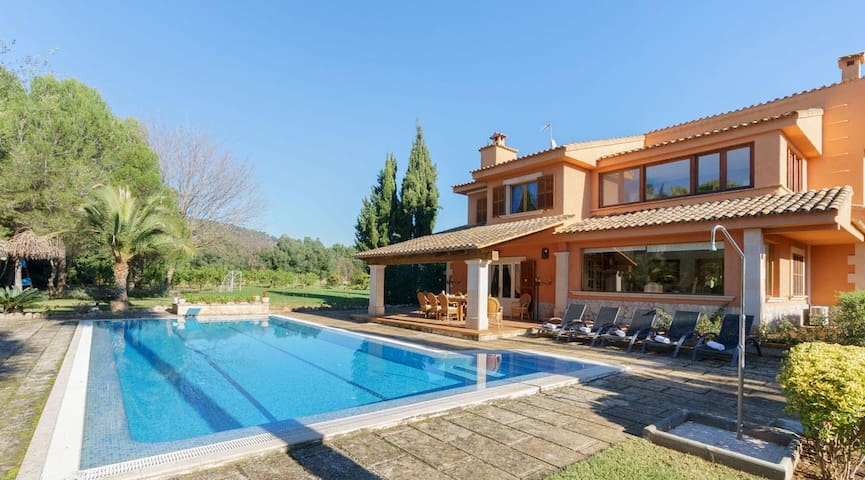 Stylish Palma Holiday Villa, 361 - Palmanyola - Hus