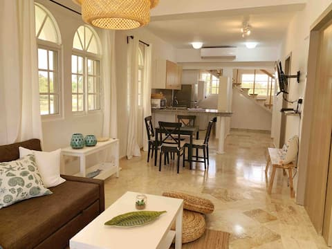 D201 Exclusive Eden condo with pool in Cocotal