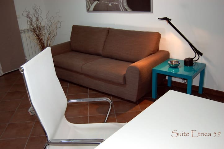 Comfort and style near the volcano Etna - Pedara - Apartment