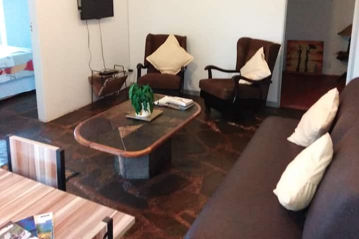 Modern Rustic Durban Apartment
